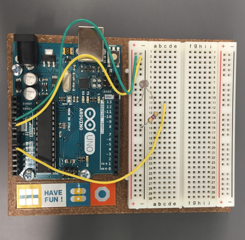 Lab 4 Figure1 Color Sensor Circuit Figure 1 Photo Resistor