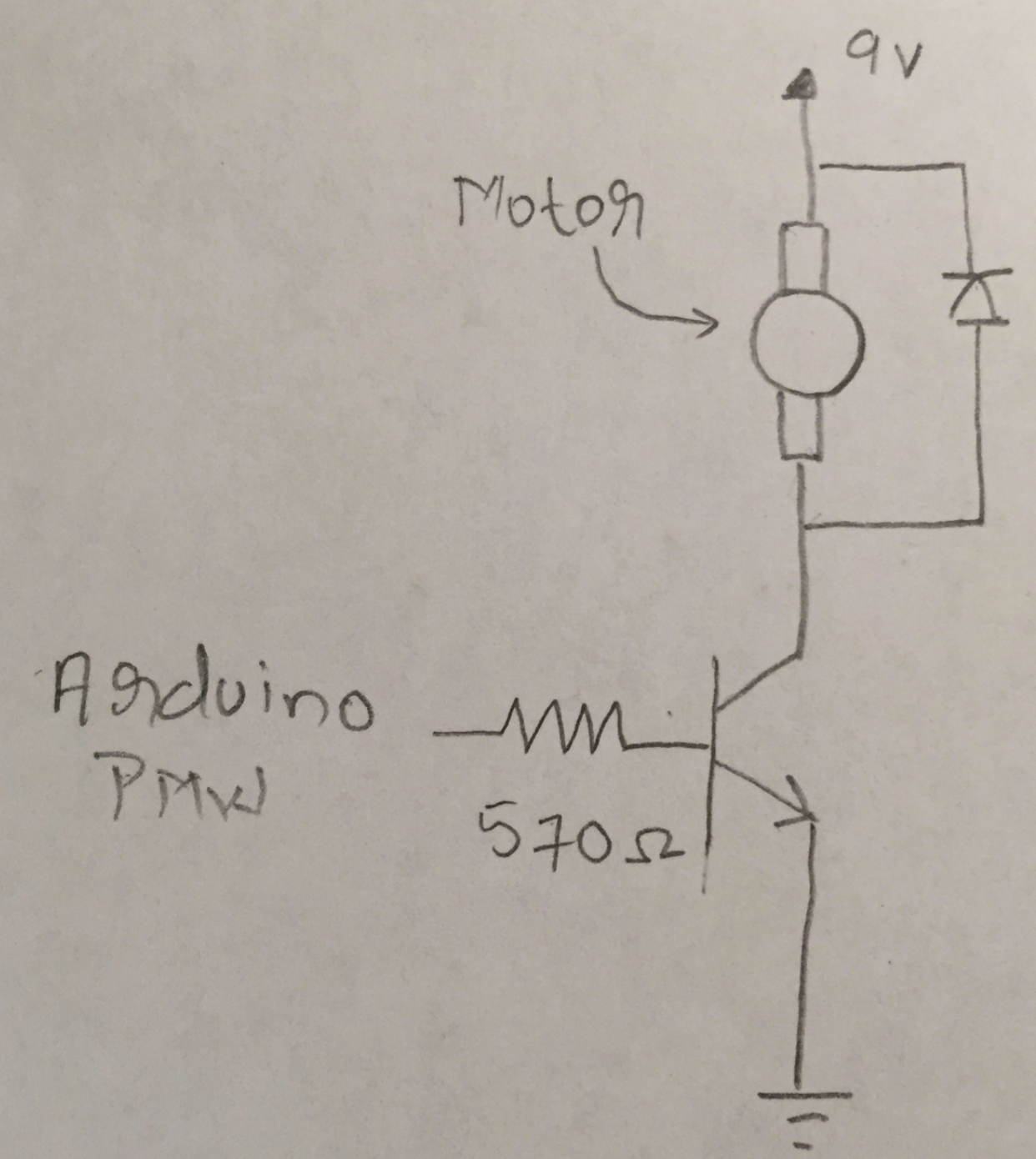 Lab 4 How To Build Single Transistor Relay Toggle Circuit Figure 3bjt Switch You Can Use A 330 Resistor Instead Of The 570 Shown