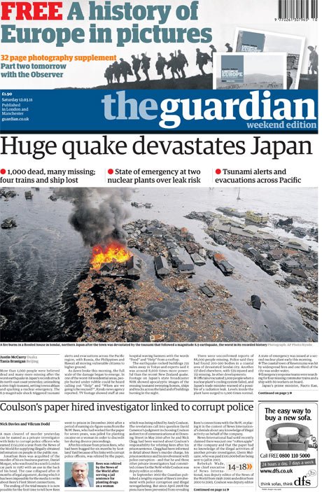 news japanese earthquake - Khafre