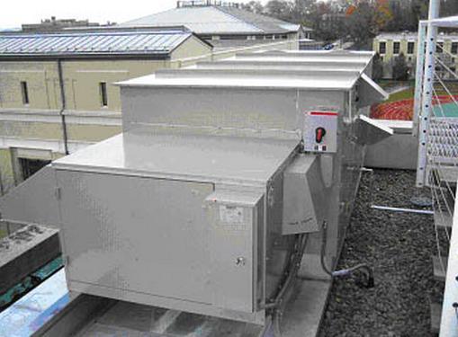 Semco Ventilation System Of Iw