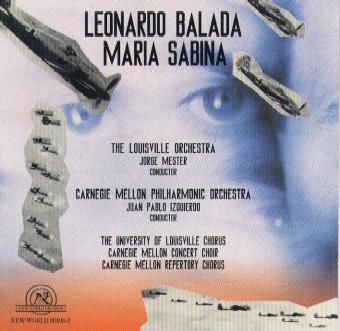 Leonardo Balada: Maria Sabina