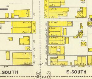 History of Freeland, Pa. on trim press, stone press, stretch press,