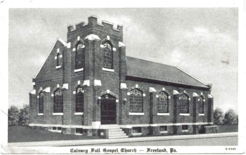 History of Freeland, Pa