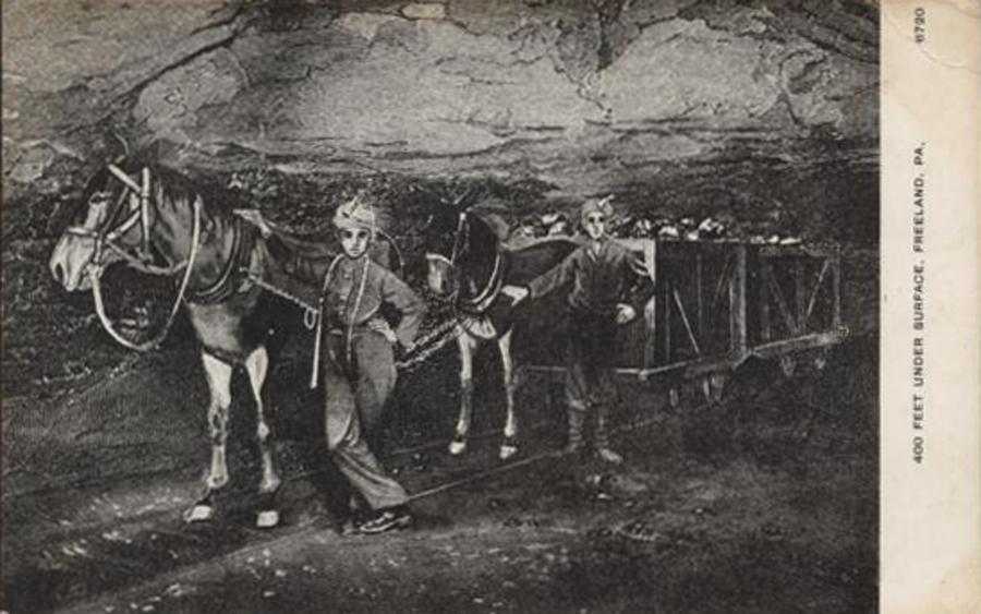 History Of Freeland Pa