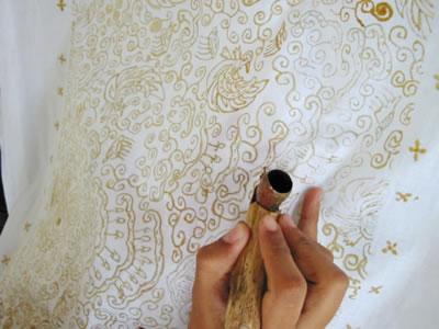 Батик своими руками схемы рисунков цветов.