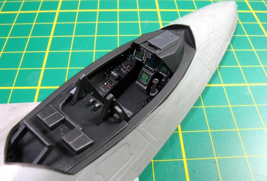1/48 Hasegawa F-22 Rollout - In-Progress Pics - ARC