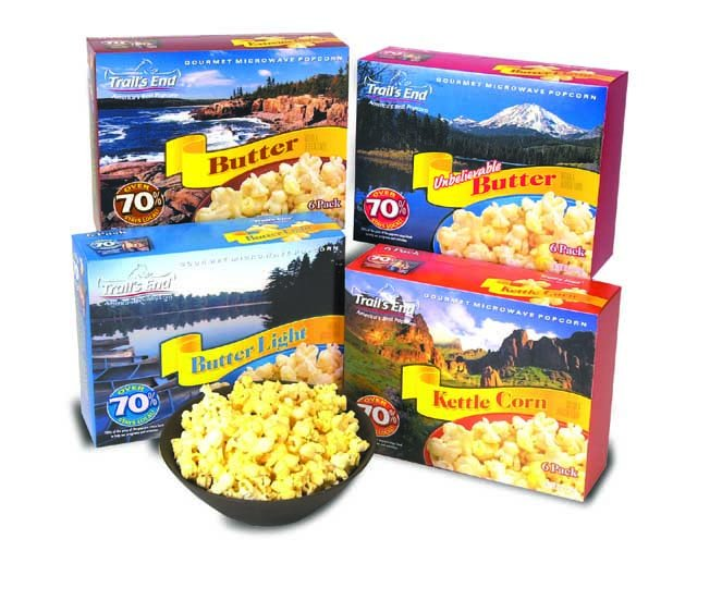 24 Pack Microwave Popcorn 25