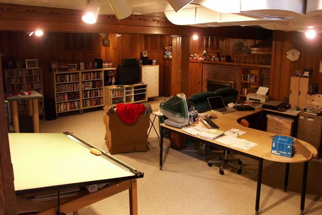 Basement for Full finished basement