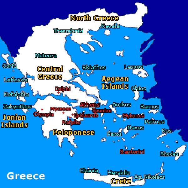 Planning A Trip To Greek Islands