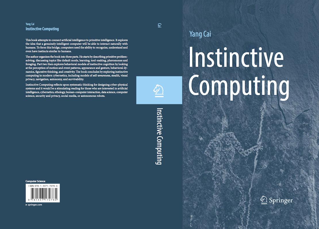 Instinctiv Computing Book